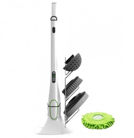 SRICN CX QXJ100 Intelligent Multi-function Cleaning Brush Home Intelligent Sweeping Robot Bathroom Power Tools