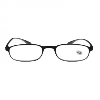 3Pcs tragbare TR90 Ultra Light Weight Lesebrille