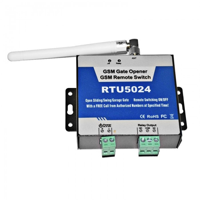 Gsm Control Relay