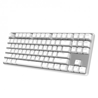 XiaoMi Yuemi Pro MK02 Aluminum Alloy 87 Keys NKRO Cherry Switch Detachable USB Wired Mechanical Keyboard