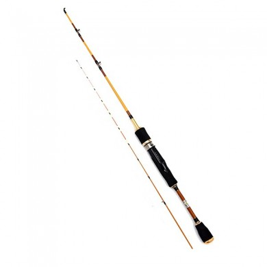 LEO Telescopico 1.2M-1.5M Carbonio TORCIA Rod Super Soft Tre Poli Travel TORCIA Rod