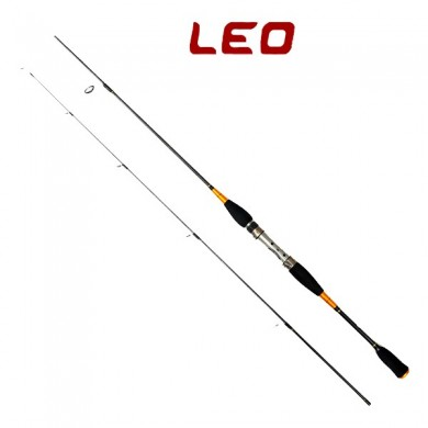 LEO 1.8M Carbon Spinning Fishing Rod Água Pesca Travel Rod Tackle Tool