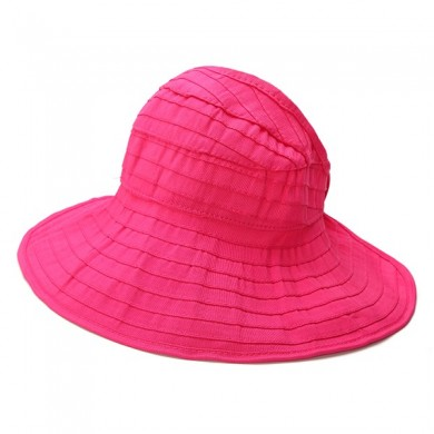 Kids Girls Summer Empty Top Hats Foldable Wide Brim Children Beach Visor Straw Sun Hats
