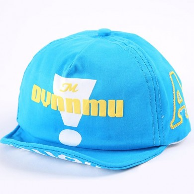 Children Girls Boys Letter Printing Baseball Hat Soft Outdoor Casual Snapback Cap