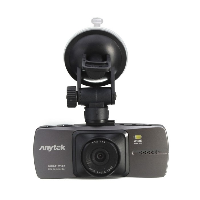 Anytek A88 Coche DVR Recorder Vehicle Video Cámara G-sensor Dash Cam Night Vision 2.7 Inch 1080P HD