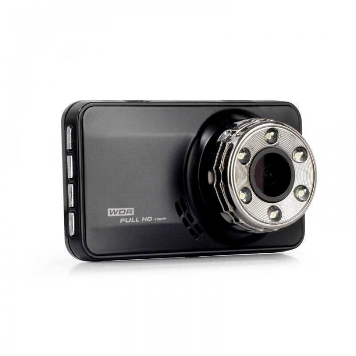 T638 Car Recorder 1080P HD 170 ângulo de ângulo de lente DVR câmera do carro