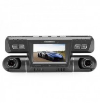KELIMA Dual Lens Car DVR 1080P Full HD 2.7 Inch Driving Recorder 360 Degree Rotatable