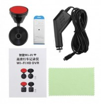Car Vehicle Full HD 1080P Wifi DVR Video Recorder Hidden Camcorder G-Sensor