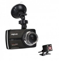 Anytek G66 1080P Full HD ADAS DWR HDR Double Lens Car DVR Night Vision 160 Degree Wide Angle