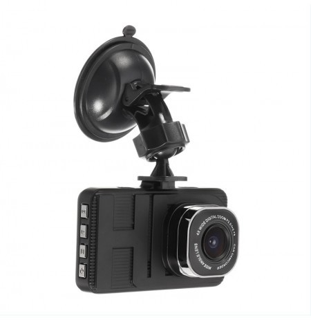 T607 Car DVR 3 Inch HD Parting Monitor 1080P Video Recorder 120 Degree Wide Angle Lens