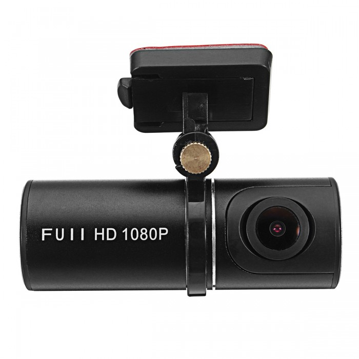 1080P Full HD Mini Hidden Coche DVR Vista en ángulo de 170 grados