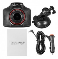 Hidden Car DVR Laser Ventosa per rivelatore radar fotografica Videoregistratore Dash Cam