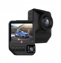 Junsun Q2 2.3 Inch Dual Lens Camera Registrar 1080P Video Novatek 96658 Car DVR Dashcam Recorder