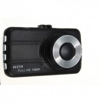 3 Inch 1080P I8 Metal Case Car DVR Smart 1248 Program Single Lens