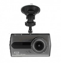 4 Inch Dual Lente Cámara HD 1080P Coche DVR Video Dash Cam Grabadora trasera H506 IPS 32GB