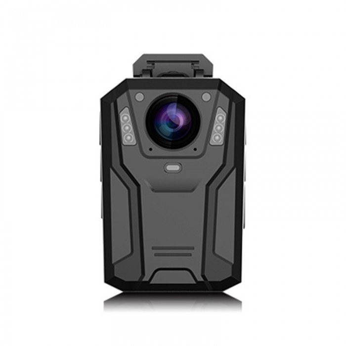 WiFi 2 Inch LCD HD 1296P Police Camera Infrared Night Vision Video Recorder Wearable Security Camera