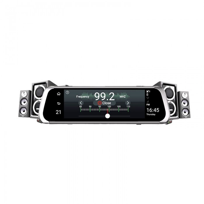 JUNSUN A930 10 дюймов 1080P ADAS GPS G-Sensor Full Touch Streaming Rearview Dual Recording Авто Зеркало