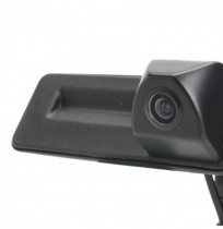 Wireless Waterproof HD CCD Car Rear View Camera for Audi A1