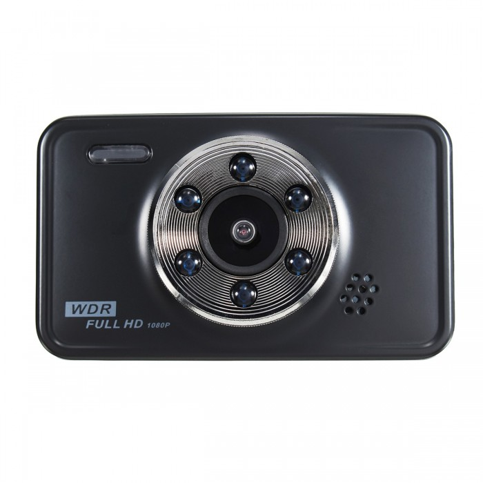 3.0 Inch 1080P FHD Car DVR Dual Lens Motion Detection Camera Video Night Vision