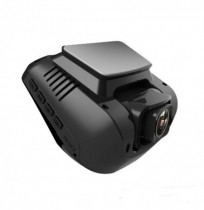 T689D Concealed Front And Rear Dual-way Driving Recorder Car DVR Built-in GPS