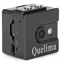 Quelima SQ15 HD 1080P Aerial Mini Sports Camera Car DVR