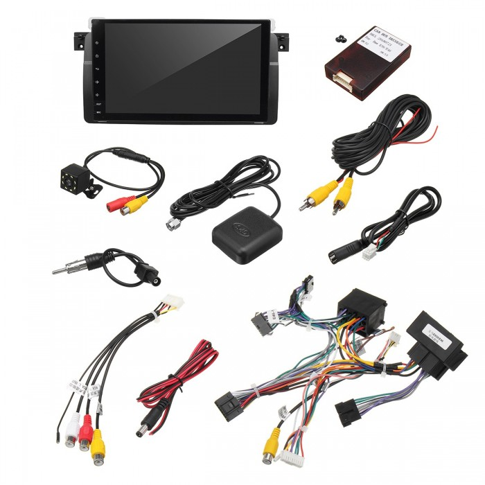 Awesome 9 Inch Android 8 0 Car Stereo Gps Sat Navigation Obd Dab Wifi For Wiring 101 Cominwise Assnl