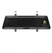 L01 10 pouces plein écran Streaming Media double lentille HD DVR voiture vision nocturne