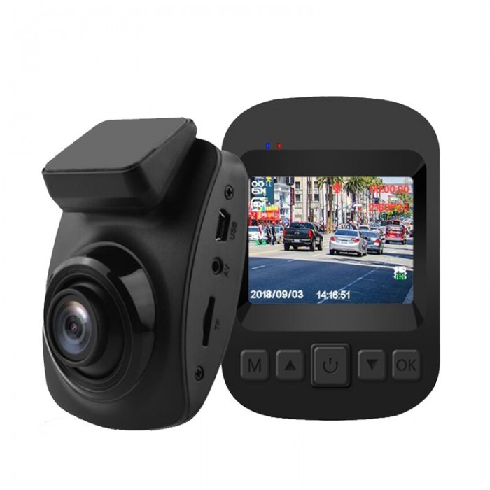 JUNSUN S66 5V 2A Loop Recording Car DVR Support WIFI Connection