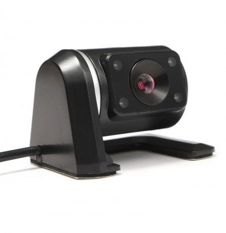 4.3 Inch Dual Lens HD 1080P Car Rear View Camera Dash Cam Recorder Monitor