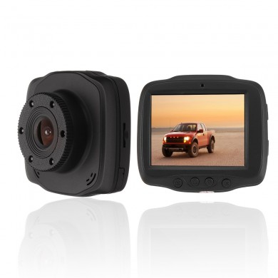 1080P HD Tela 2,4 polegadas Single grande Lens Car DVR