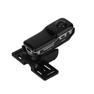 Quelima Mini DV Filmadora DV Movimento Detecção Carro DVR Video Recorder Camera