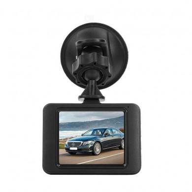 Quelima 2.2 Inch 720P Car DVR Support Cyclic Video Recorder With Wide Angle