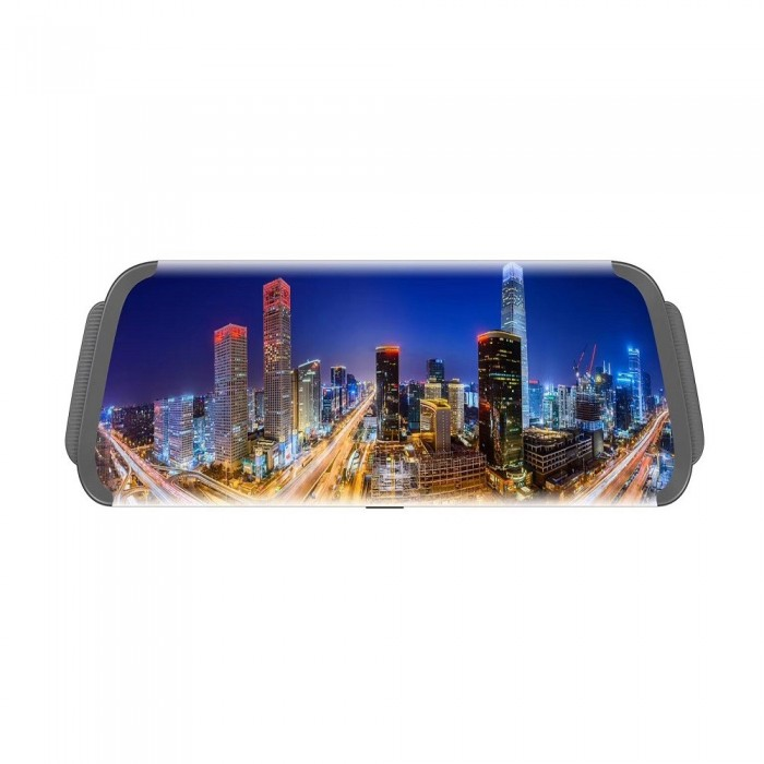C038 7 Pollici 1080P Touch Rear View Car DVR fotografica Registrazione video 170 gradi grandangolare