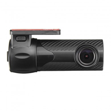 Mini 1080P FHD Carbon Grain Car WiFi DVR Dash Cam Rear fotografica Registrazione Video Loop APP