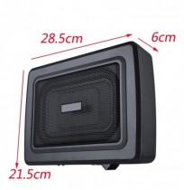 Altoparlante Subwoofer ultrasottile da 28.5x21.5x6cm 12V Ultrathin Car Subwoofer