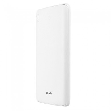 Besiter Picasso 10000mAh QC3.0 Schnellaufladung Daul USB Tragbare Power Bank