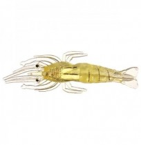 Fishy Smell Soft Prawn Shrimp Fishing Lure Bass Fishing
