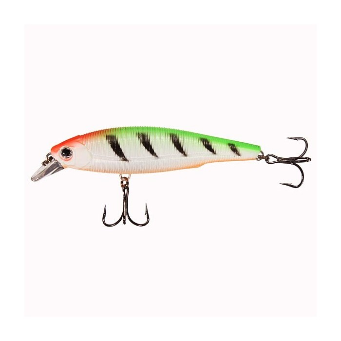 ZANLURE 70mm / 8g Minnow Plastic Hard Bait Bass Fishing Lures Artificial Bait