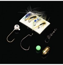 ZANLURE Fishing Lure Lot Soft Lure Hard Lure Paillette Fishing Hook Connecter