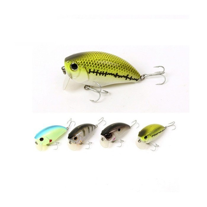 Maxcatch 6.3cm Minnow Fishing Lures 15g Artificial Bait Hard Fishing Lures