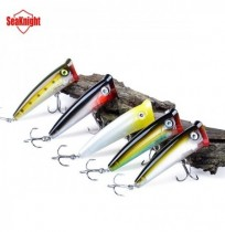 SeaKnight 5pcs/lot Popper Lure 7cm 10g Hard Fishing Bait