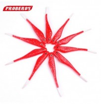 Proberos 10PCS 10.5CM 5.7G Soft Fishing Lures Soft Bait