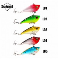 SeaKnight SK027 VIB 1PC 21g 70mm Sinking TORCIA Attirare le Baite Dure Artificiali Lifelike TORCIA Tackle