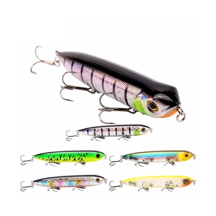 SeaKnight SK026 Pencil 1PC 26g 128mm Fishing Lure Topwater Artrificial Bait Hard Fishing Lure