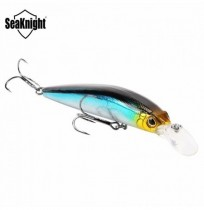 SeaKnight SK023 1PC 22.5g 125mm 0-1.5M Depth Fishing Lure Minnow Swimbait Lure BBK Hooks