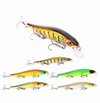SeaKnight SK020 IPC 14g 110mm 0-1M Profondeur Fishing Lure Minnow Hard Baits Fishing Wobblers
