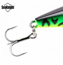 SeaKnight SK018 1PC 8.5g 60mm 0-2.5M Profundidade de condução Minnow Fishing Lure Hard Bait Fishing Tackle