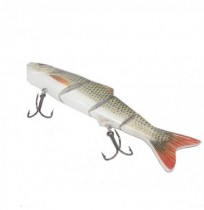 ZANLURE 4 Segments Hard Crankbaits Lure Large Sea Fishing Submerged S Swim Posture Bait 25.5CM 135G