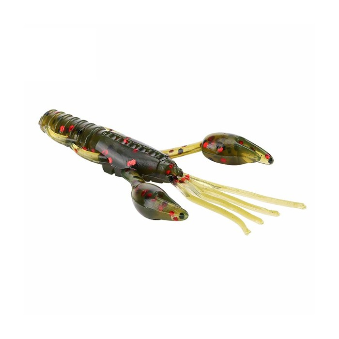 SeaKnight SL020 8pcs 1.8g 60mm Soft Lure Silicone Worm Shrimp Fishing Lure Bass Carp Fishing
