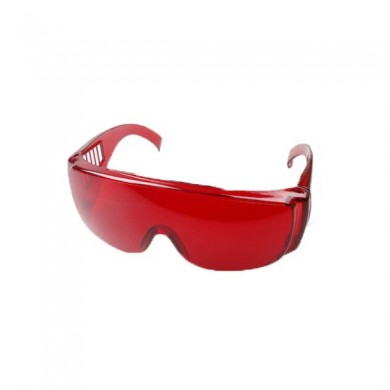 Red Laser Protection Glasses For 532nm Green Light Laser Pointer